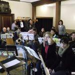 2013 - Probentag für das Konzert