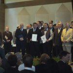 """2008 - Verleihung der """"Pro Muica Plakette"""" in Dahn"""