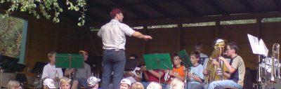 2007 - Waldfest auf Kirst
