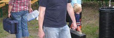 2009 - Waldfest auf Kirst