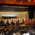 """2008 - Verleihung der """"Pro Musica"""" Plakette in Bruchsal"""