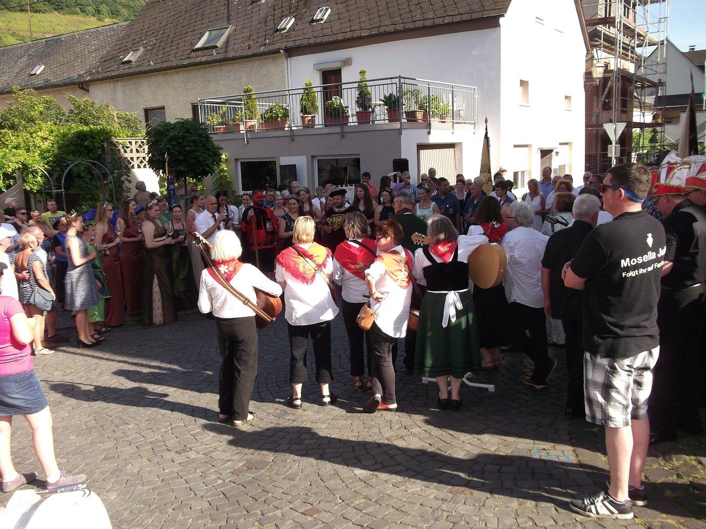 2016 - Weinfest in Reil