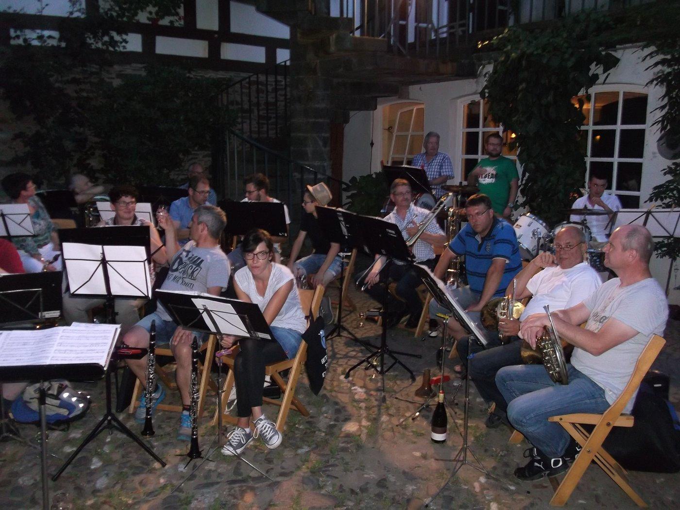 2017 - Enkircher Feierabend im Weingut Rueff-Röchling