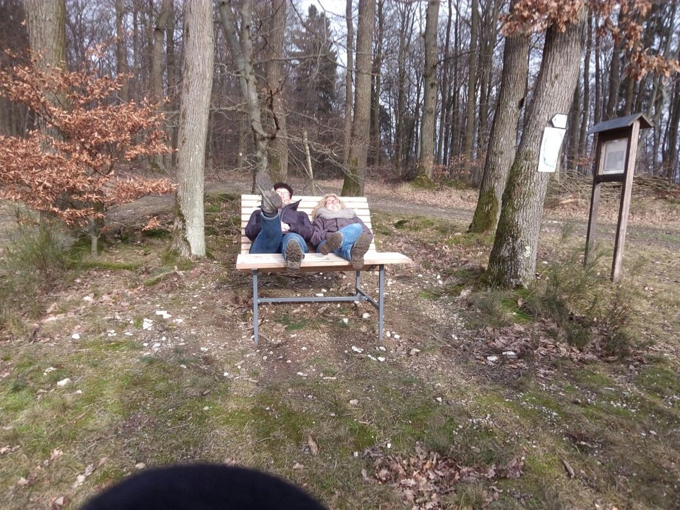 2018 - Wandertag zur Feuerwehrhütte Enkirch