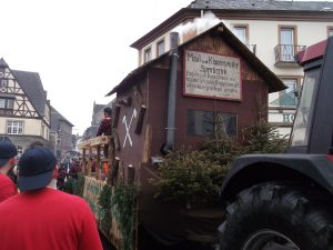2018 - Karnevalsumzug durch Enkirch