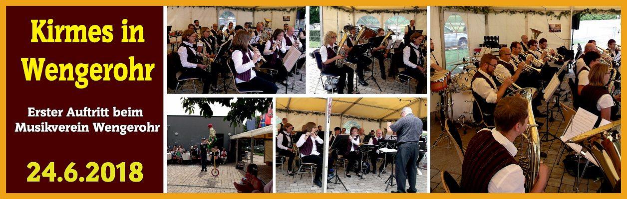 2018 – Auftritt Kirmes in Wengerohr
