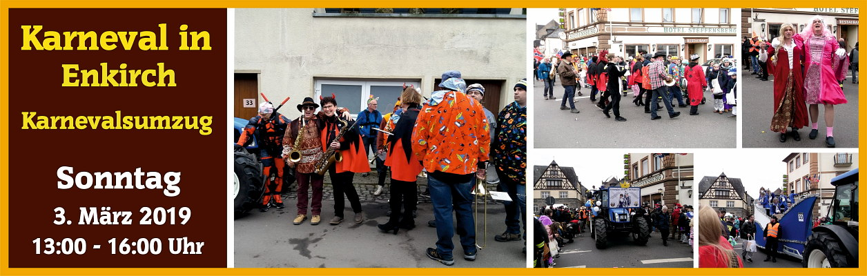 2019 – Karneval in Enkirch